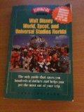 Econoguide 1995 Walt Disney World, Epcot, and Universal Studios Florida