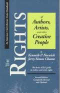 Rights of Authors, Artists, and Other Creative People The Basic Aclu Guide to Author and Art...