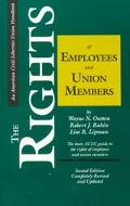 Rights of Employees and Union Members The Basic Aclu Guide to the Rights of Employees and Un...