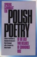 Polish Poetry of the Last Two Decades of Communist Rule Spoiling Cannibals' Fun