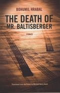 Death of Mr. Baltisberger