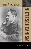A to Z of Nietzscheanism
