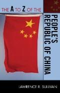 A to Z of the People's Republic of China