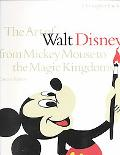 Art of Walt Disney From Mickey Mouse to the Magic Kingdoms