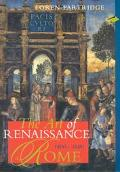 Art of Renaissance Rome,1400-1600