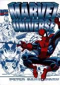 Marvel Universe - Peter Sanderson - Hardcover
