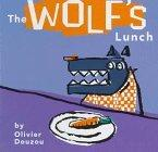 Wolf's Lunch: Board Book - Oliver Douzou - Board Book