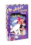 Olive, the Other Reindeer Book and Doll Box Set