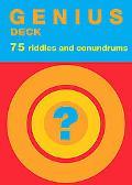 Genius Decks 75 Riddles & Conundrums