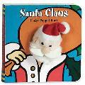 Santa Claus Finger Puppet Book