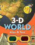 3-D World Atlas and Tour
