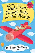 52 Series: Fun Things to Do Plane