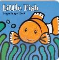 Little Fish Finger Puppet Book