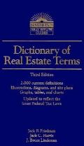 Barron's Dictionary of Real Estate Terms