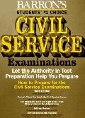 Barron's how to Prepare for Civil Service Examinations: Stenographer, Typist, Clerk, & Offic...