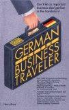 German for the Business Traveler (Barron's Business Travelers)