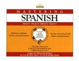 Barron's Mastering Spanish: Level 1