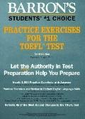 Barron's Prac.exer.f/toefl Test-text