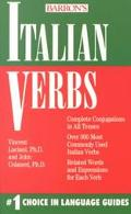 Barron's Italian Verbs