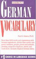 German Vocabulary