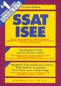 Barron's how to Prepare for High School Entrance Examinations, SSAT, ISEE
