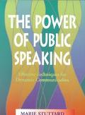 The Power of Public Speaking - Marie Stuttard - Paperback
