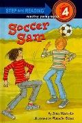 Soccer Sam (Step Into Reading: A Step 4 Book (Prebound))