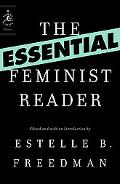 Essential Feminist Reader