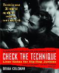 Check the Technique Liner Notes for the Hip-hop Junkie