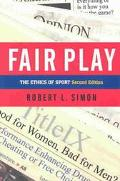 Fair Play The Ethics of Sport