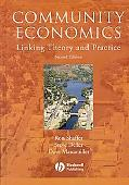 COMMUNITY ECONOMICS Linking Theory and Practice