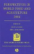 Perspectives in World Food and Agriculture 2004
