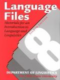 Language Files Materials for an Introduction to Language & Linguistics