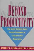 Beyond Productivity