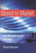 Speed to Market Lean Manufacturing for Job Shops