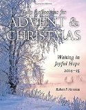 Waiting in Joyful Hope : Daily Reflections for Advent and Christmas 2014-15