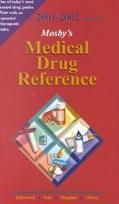 2001-2002 Mosby's Med.drug Reference