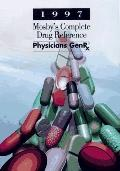 Mosby's Complete Drug Reference Physicians Genrx 1997