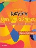 Mosby's Review Questions & Answers for Veterinary Boards Basic Sciences