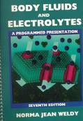 Body Fluids and Electrolytes A Programmed Presentation