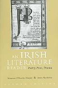 Irish Literature Reader Poetry, Prose, Drama