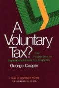 Voluntary Tax New Perspectives on Sophisticated Estate Tax Avoidance