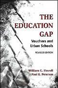Education Gap Vouchers And Urban Schools
