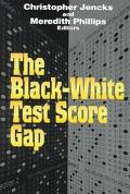 Black-White Test Score Gap