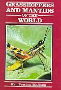 Grasshoppers and Mantids of the World - Ken Preston-Mafham - Hardcover