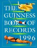 Guinness Book of Records 1996 - Guinness Books - Hardcover
