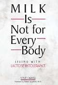 Milk Is Not for Every Body Living With Lactose Intolerance