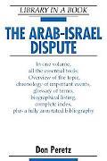 Arab Israel Dispute