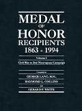 Medal of Honor Recipients 1863-1994