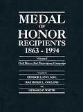 Medal of Honor Recipients 1863-1994